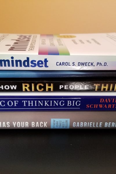 My BIG List of Mindset and Inspirational Books