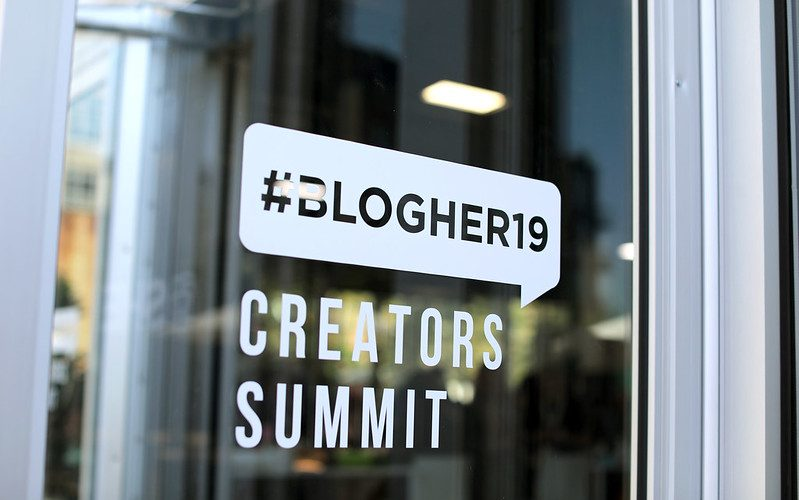 BlogHer19 Day 1 Recap