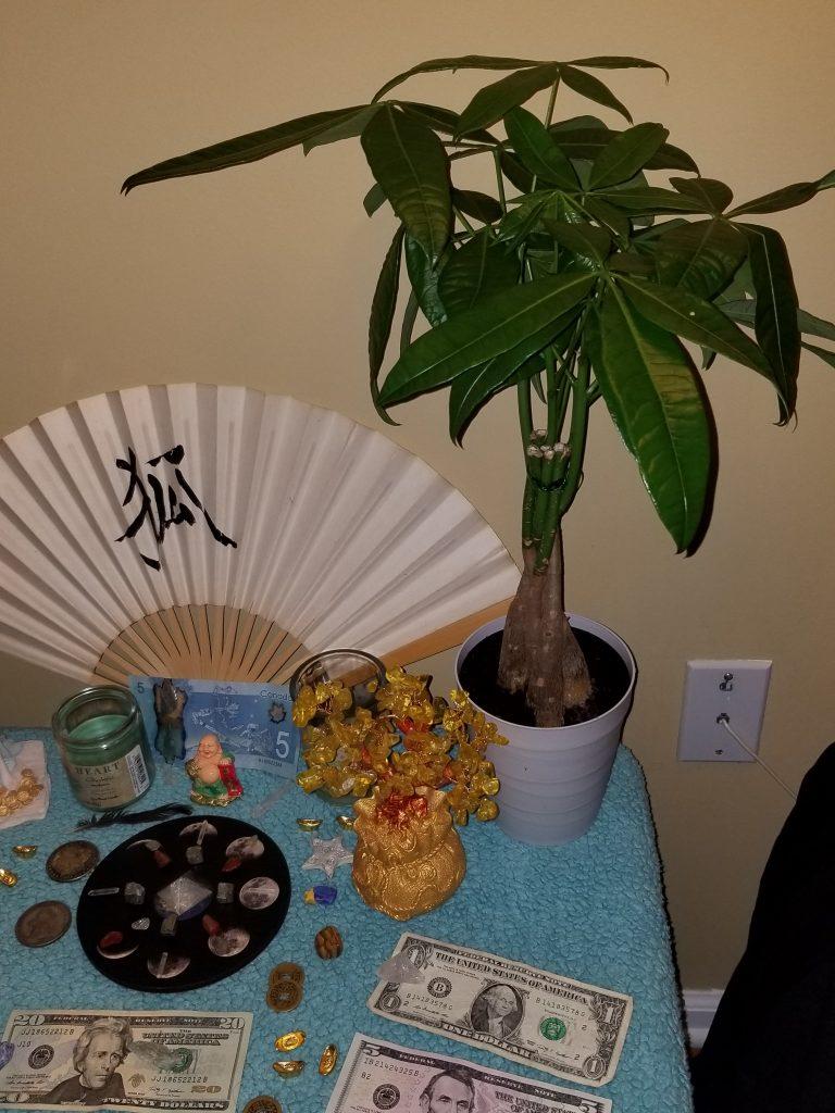Abundance Altar images