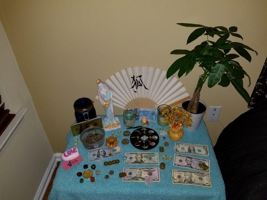 Abundance Altar